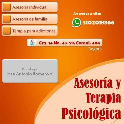 asesoría psicológica