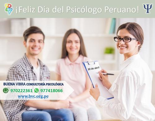 asesoría psicológica virtual
