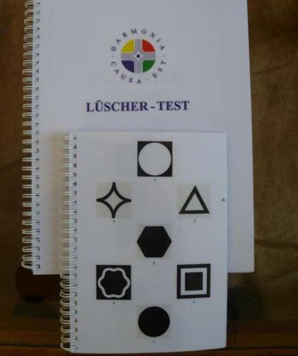 asesoría test de luscher en línea