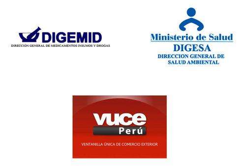 asesoria tramites drogueria laboratorios registros sanitario