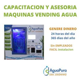 Asesoria Y Capacitacion Maquinas Vending Agua
