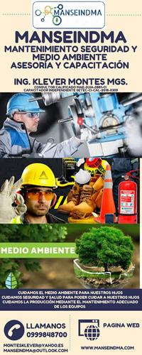 asesoría y trabajos seguridad industrial y medio ambiente