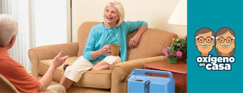 asesoría/alquiler de equipos domiciliarios.