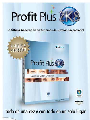 asesoria,consultoria y soporte especializado profit plus