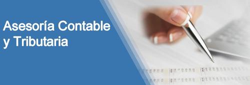 asesorías contables y tributarias