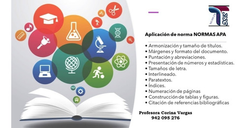 asesorías - elaboración tesis y proyectos