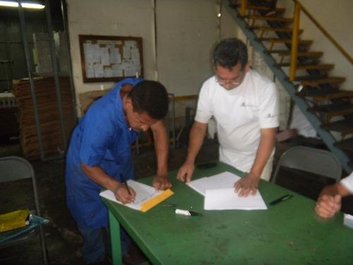 asesorías en seguridad y salud laboral . aplicar  lopcymat