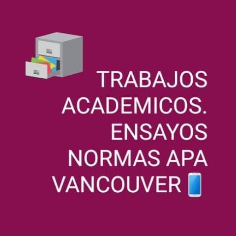 asesorias en trabajos academicos,  ensayos