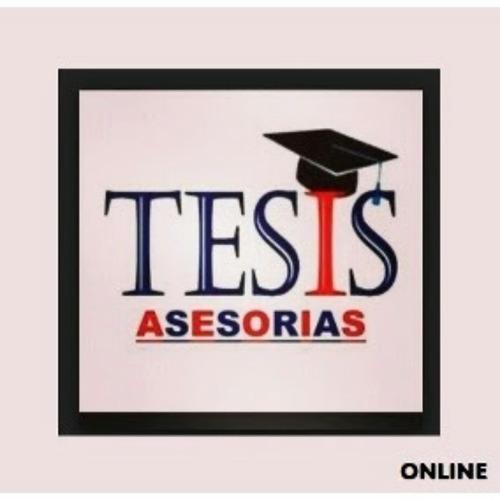 asesorías en trabajos de grado, monografías, tareas colegio