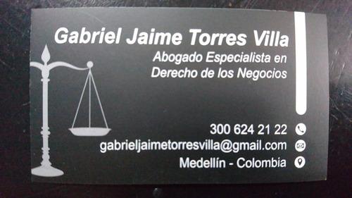 asesorías jurídicas especializadas.