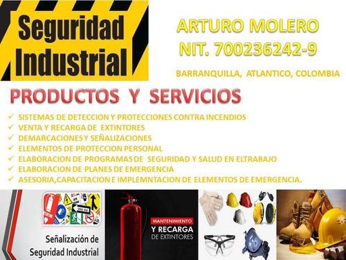asesorias y consultorias en seguridad industrial