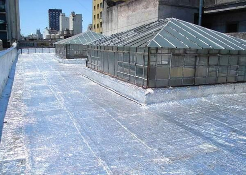 asfaltica con membrana