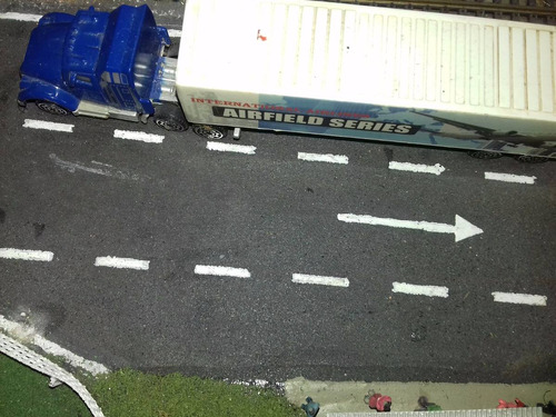 asfalto em pó para maquete promoção