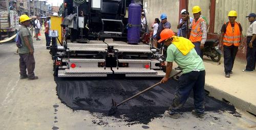 asfalto en frío, mezcla asfáltica en frío con aditivo