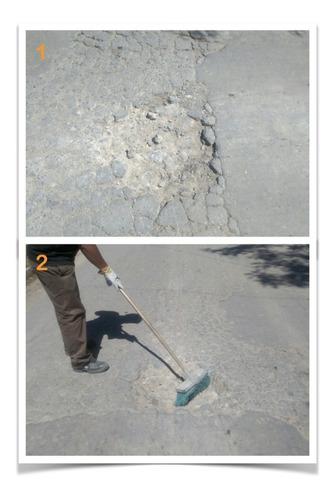 asfalto frio asfaltviame v2 bacheo instantaneo calidad 20k