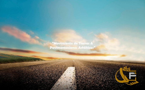 asfalto y movimiento de tierras