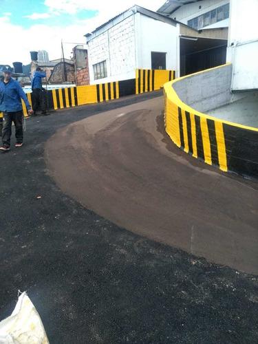 asfaltos y pavimentos pavimak