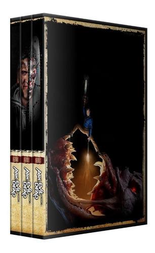 ash vs evil dead coleccion en dvd latino temporadas 1 2 3