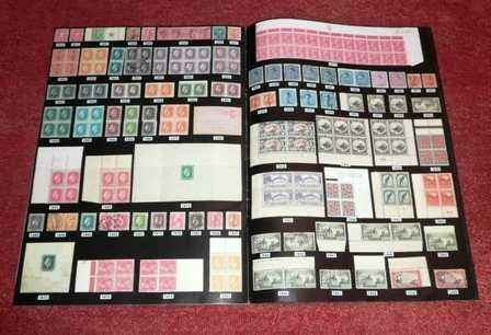 ashford stamps limited catálogo estampillas 2011 reino unido