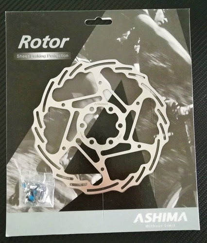ashima rotor aro-19 160mm