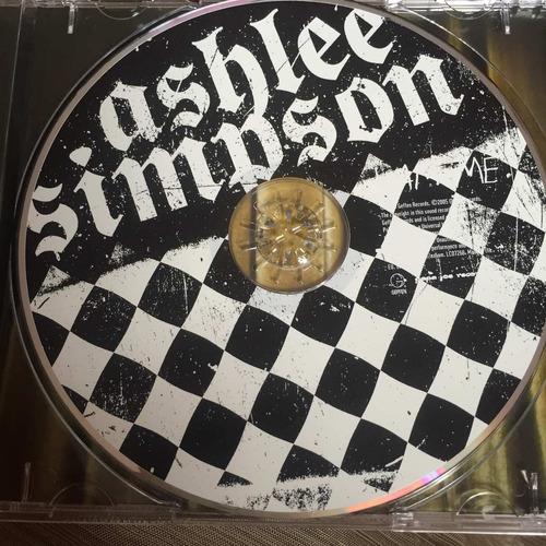 ashlee simpson i am me special edition inglaterra 13tracks