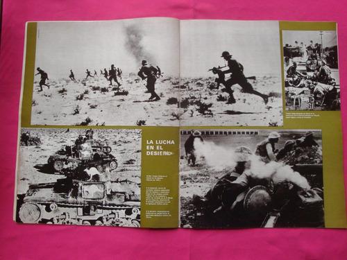asi fue la segunda guerra mundial n° 16 - victoria desierto