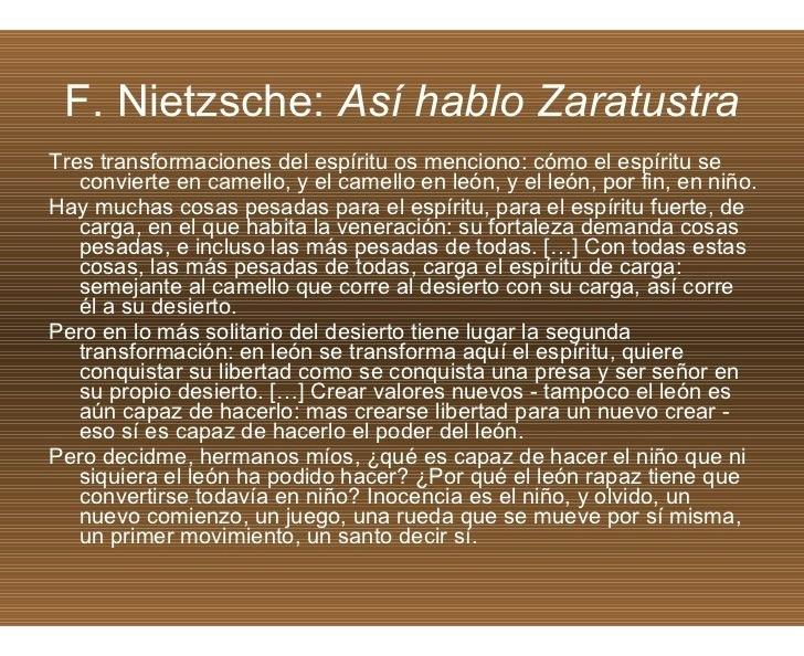 Asi Hablo Zaratustra De Nietzsche Libro Completo En Oferta