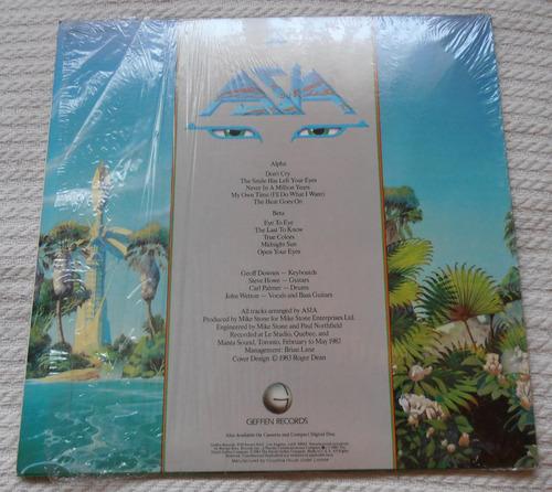 asia - alpha (1ra. ed. u s a 1983)