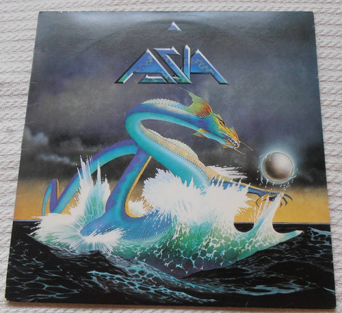 asia - asia (1ra. ed. u s a 1982)