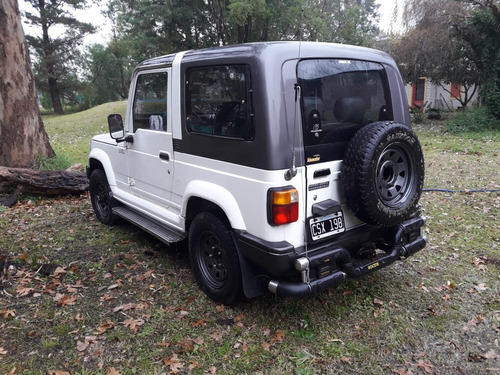 asia kia rocsta tipo jeep 4x4 alta y baja diesel 2.2 full