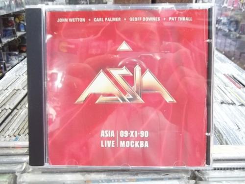 asia live in moscow cd importado  frete 12,00