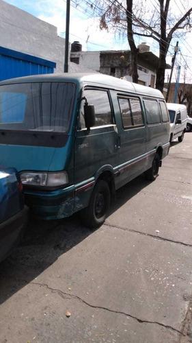 asia topic 2.7 furgon 1996