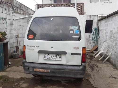 asia towner 1999 1.0 furgon