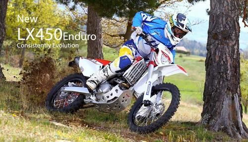 asiawing lx 450 enduro 0 km 2017 -  no honda crf 450