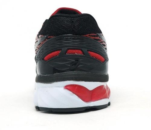 8418e8036d tênis asics gel nimbus 18 preto e vermelho original asics · tênis asics  asics · asics asics tênis