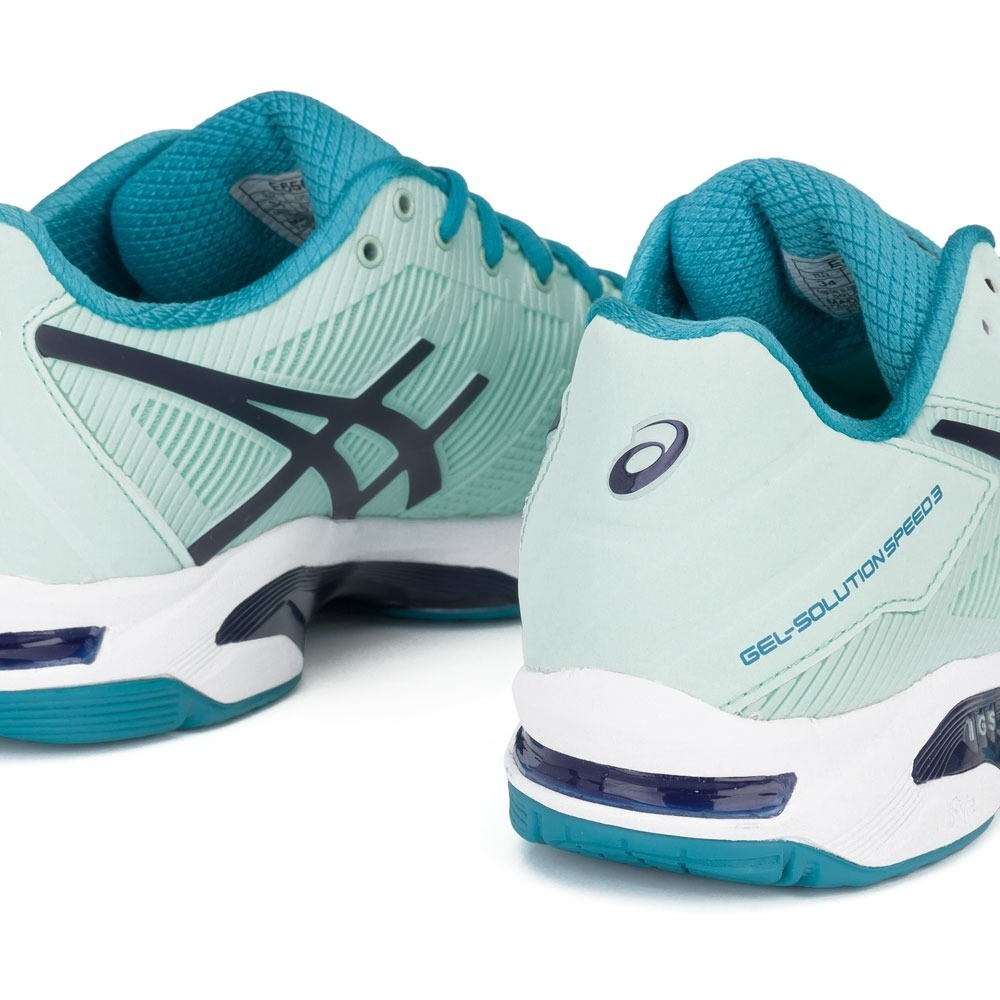 cce123ccce Tênis Asics Gel Solution Speed 3 - Feminino Todos Os Pisos - R  599 ...