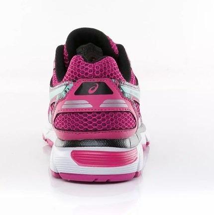 d58a3342f37 tênis asics original gel excite 4 a feminino rosa azul pto · tênis asics  feminino · asics feminino tênis