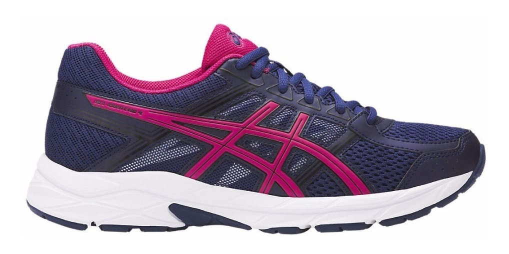 asics contend mujer