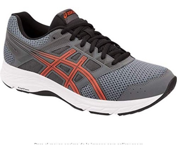 asics gel-contend 5 zapatillas de running para hombre
