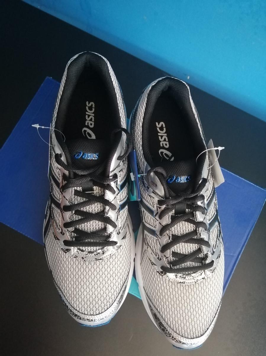4694e74299a Cargando zoom... zapatillas asics gel excite 4 para hombre talla 46 plateado