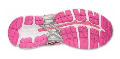 asics kayano 21 lite show feminino rosa - dos eua tamanho 40