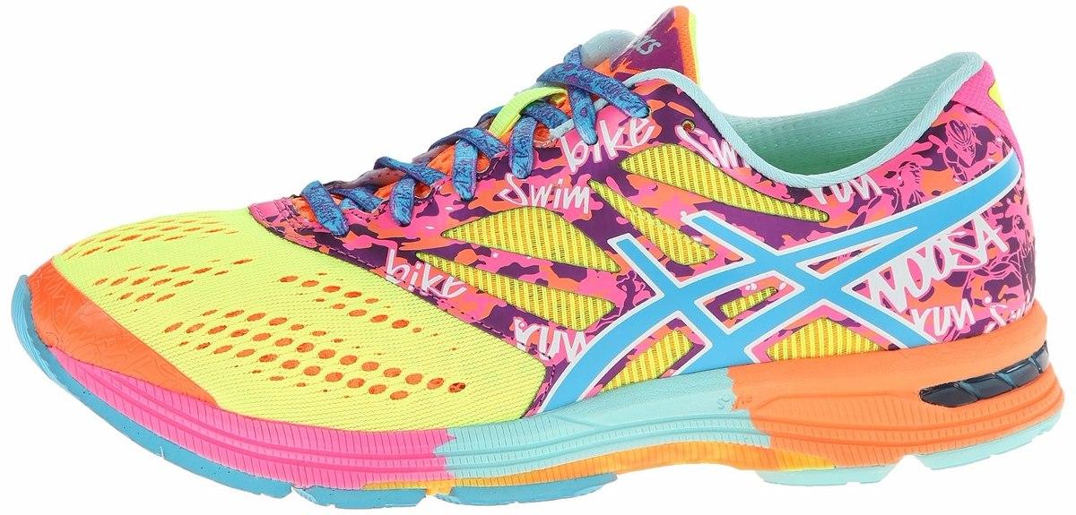 zapatos asics running