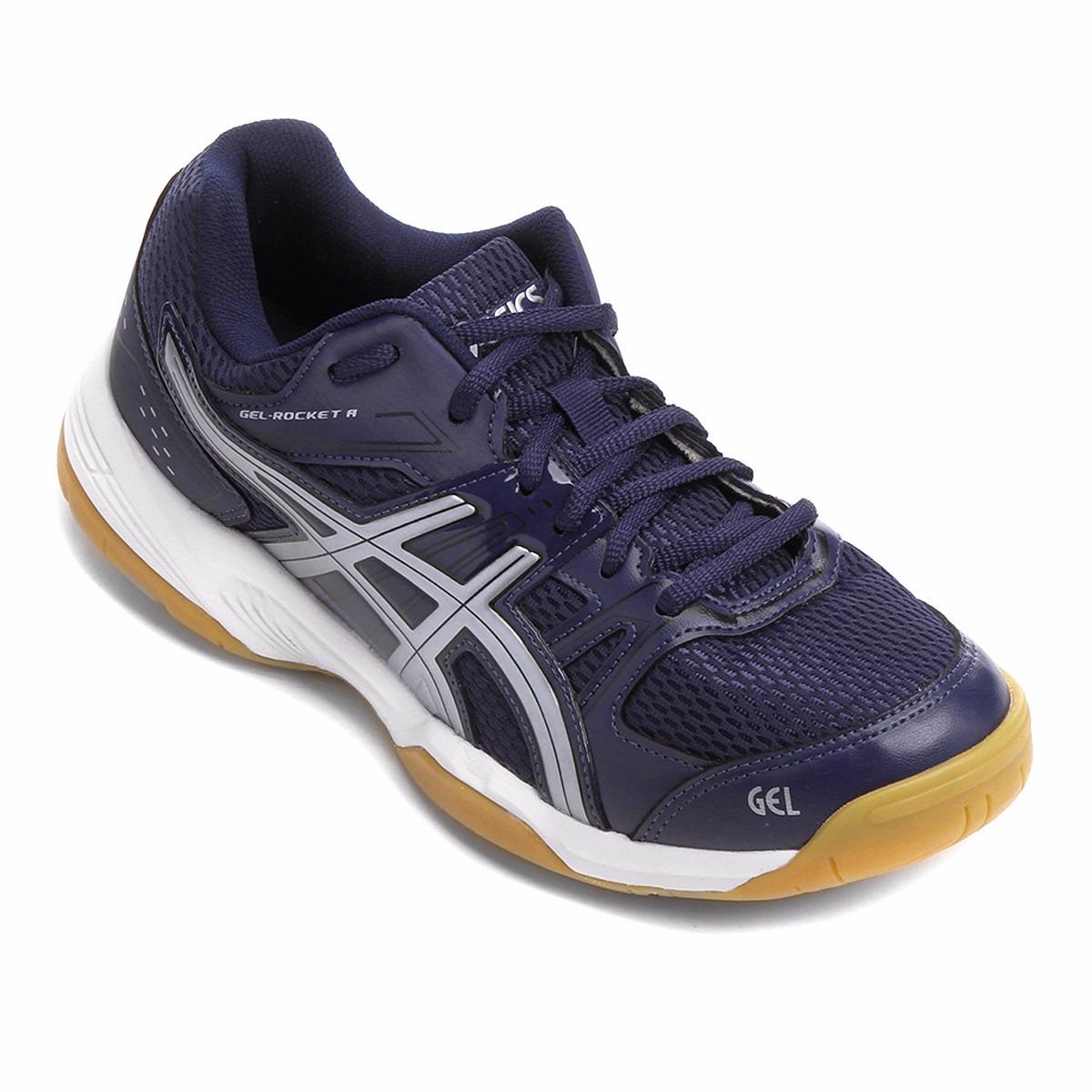 8593c62263d Tênis Asics Gel Rocket 7a Vôlei Futsal Squash Tennis - R  199
