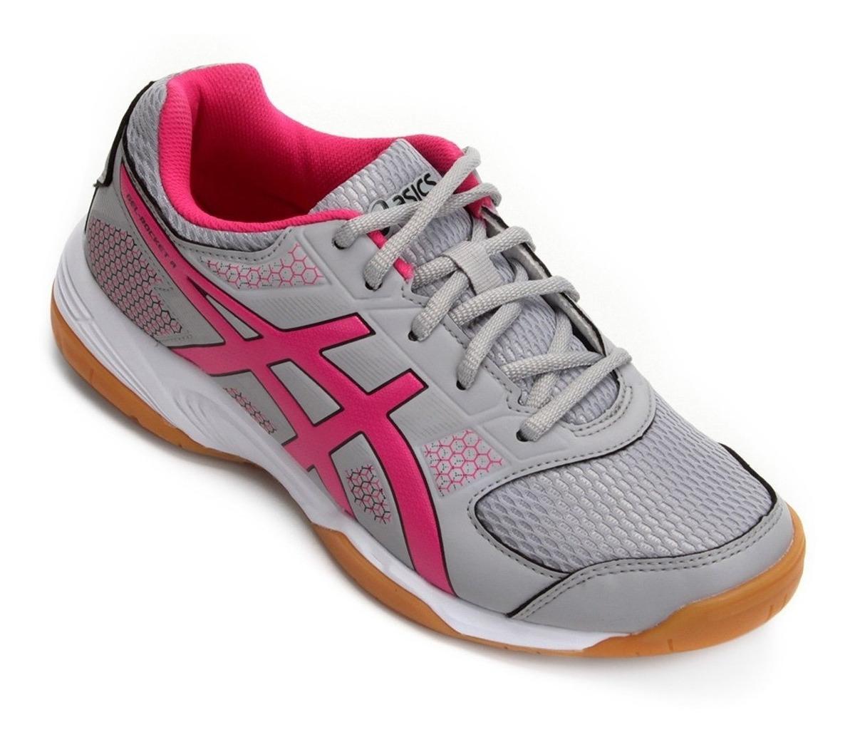 asics zapatillas voleibol mujer