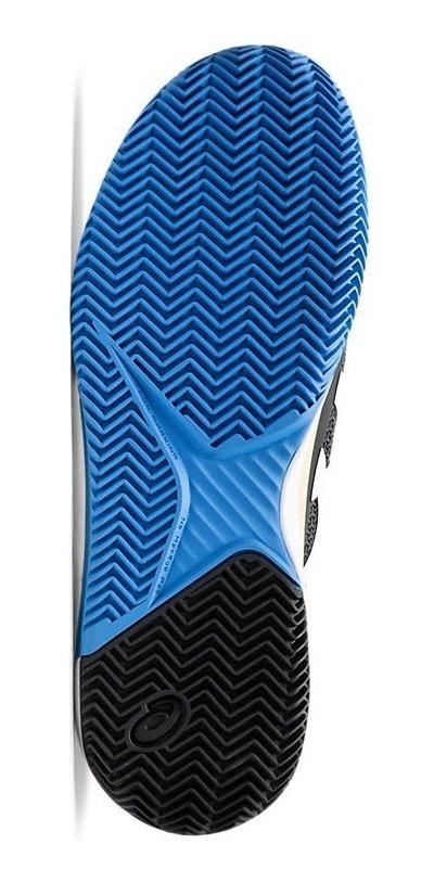 Asics Zapatillas Tenis Hombre Gel Resolution 8 Clay Neg-cte