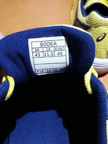 zapatillas tenis asics hombre oferta 45