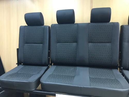 asiento 2+1 partner / berlingo / kangoo