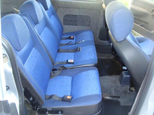 asiento 2a fila / partner berlingo kangoo qubo / wrns 1070