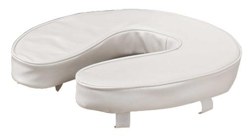 asiento acolchado de 2'' para asiento de inodoro fox