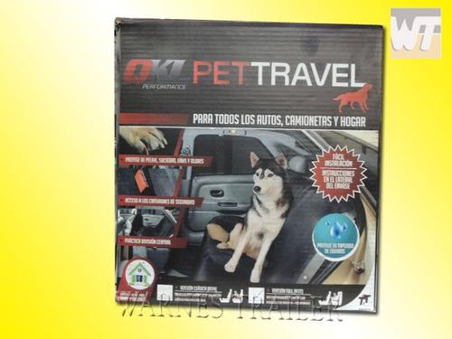 asiento auto para mascotas